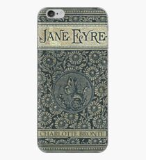 Jane Eyre Old Book Cover Design iPhone Case
