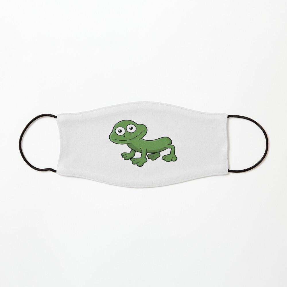 Sausage Frog Mask