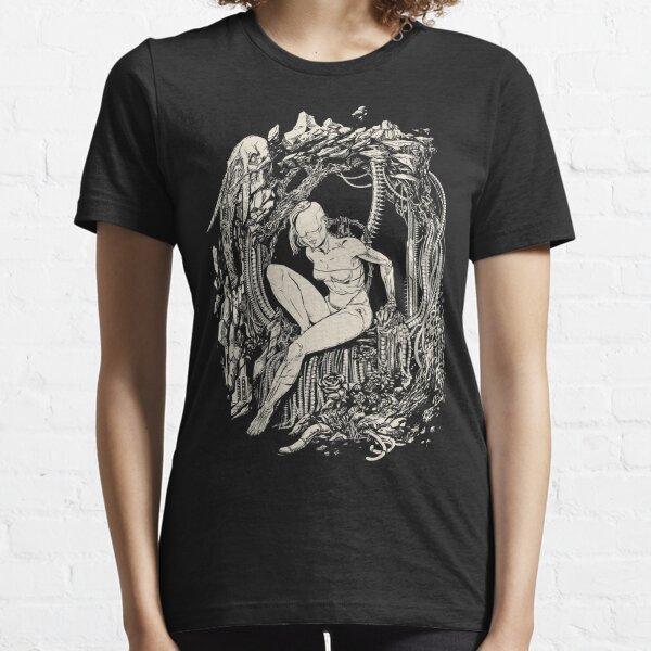 Cyberpunk Weird Art Sci-Fi Essential T-Shirt