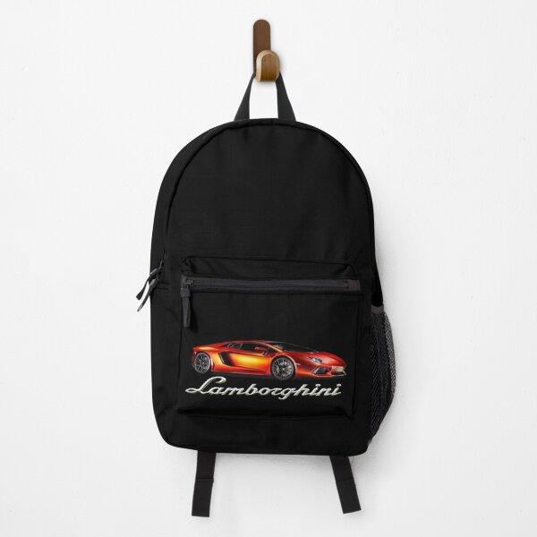 Lamborghini Aventador Supercar Products Backpack