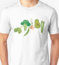 Green Veggies T-Shirt