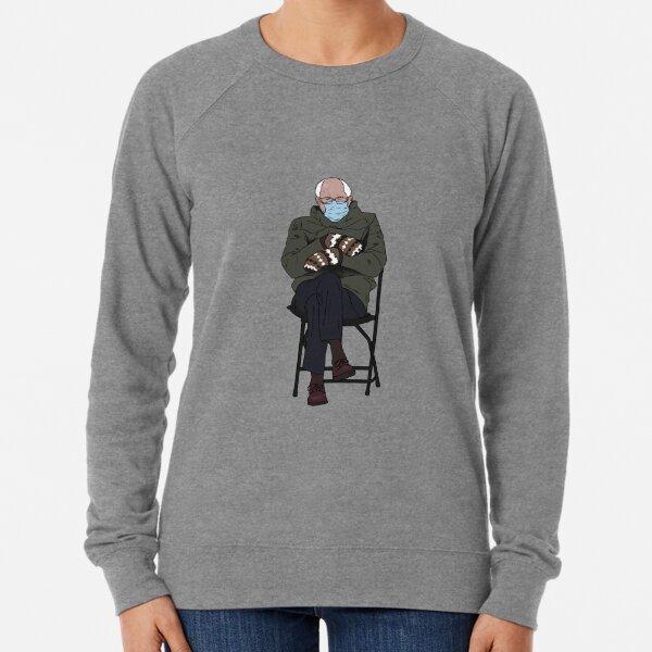 Bernie Mittens Lightweight Sweatshirt