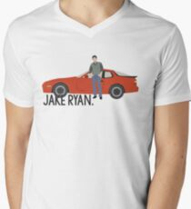 Sixteen Candles - Jake Ryan Men's V-Neck T-Shirt