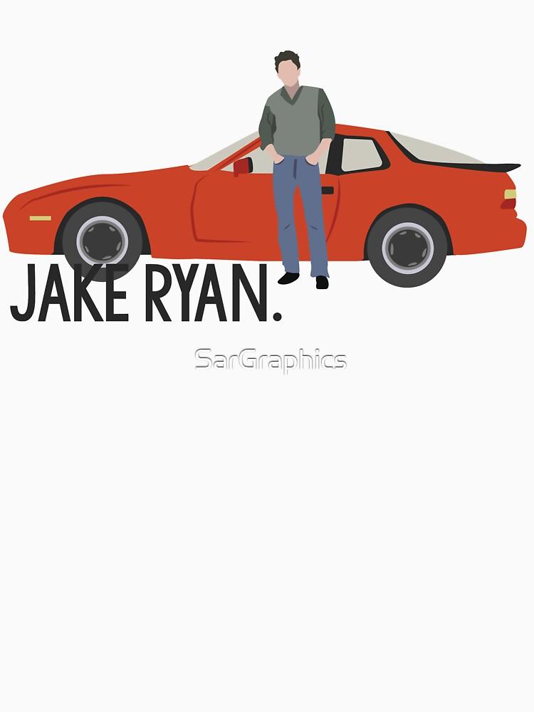 Sixteen Candles - Jake Ryan by SarGraphics