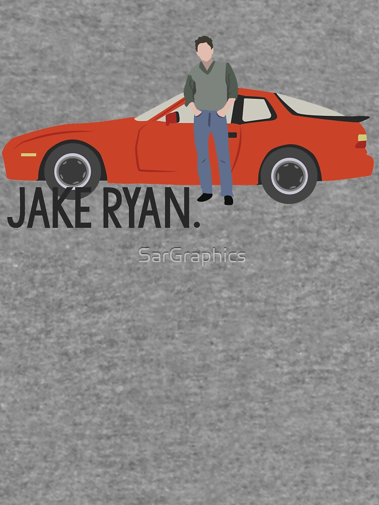 Sixteen Candles   Jake Ryan By SarGraphics