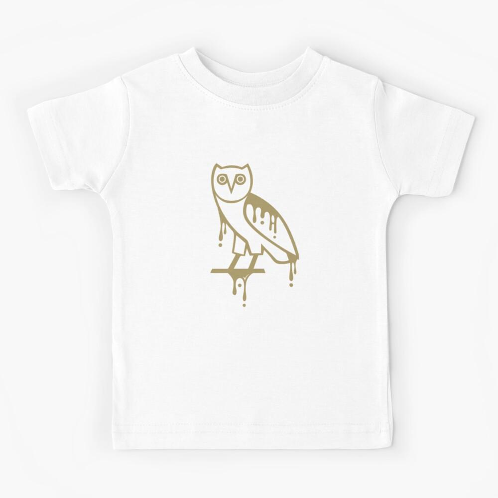 Melt Owl Kids T-Shirt