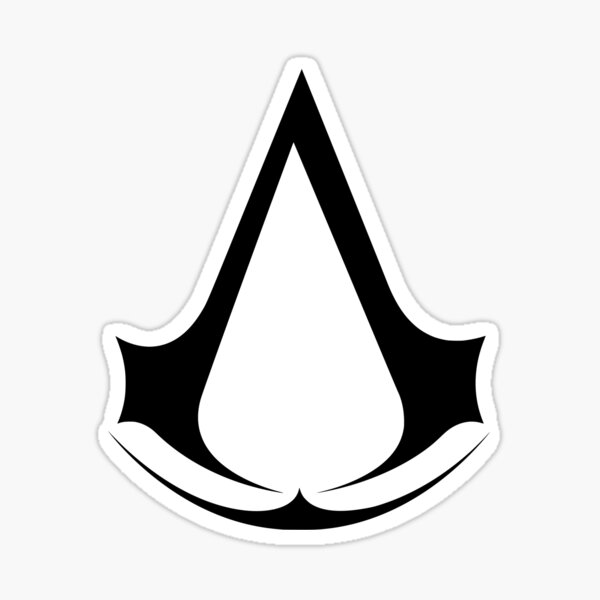 Assassin's Creed Pegatina