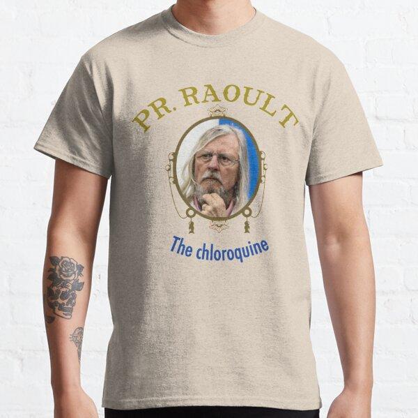 didier raoult  T-shirt classique