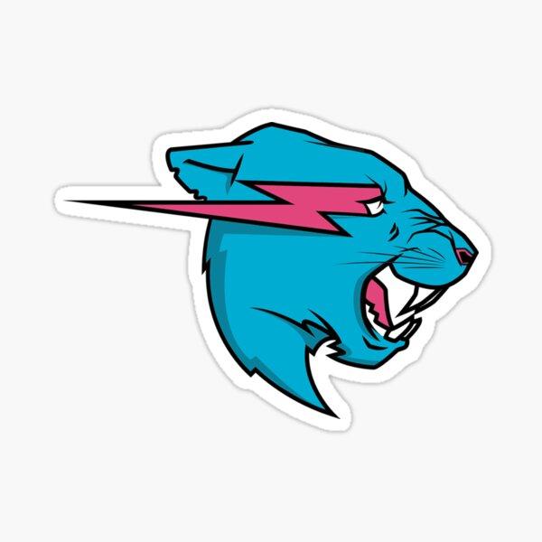 Mr. Beast Sticker