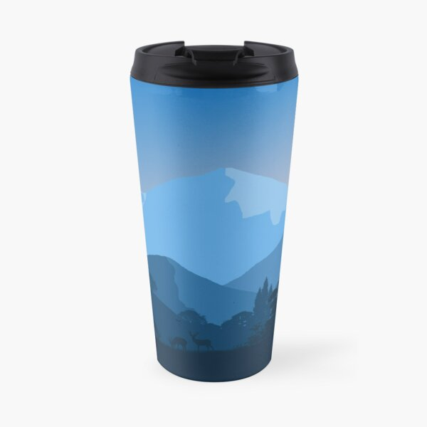 minimalism Travel Mug