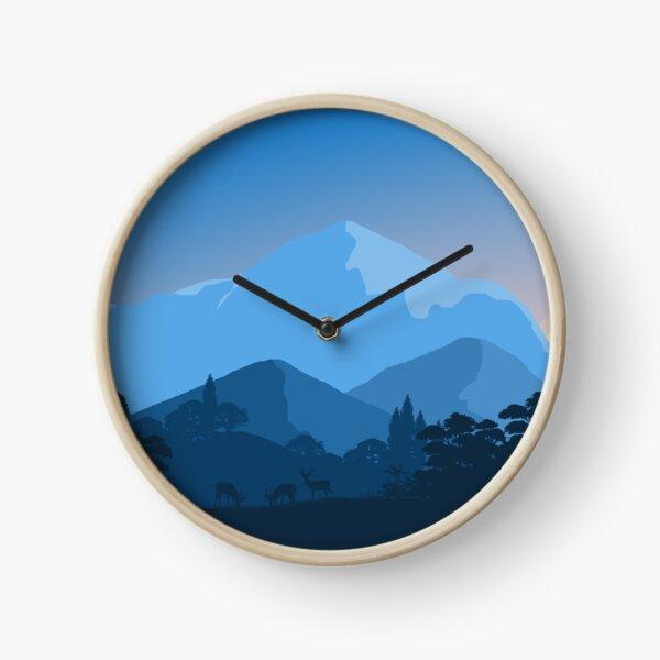minimalism Clock