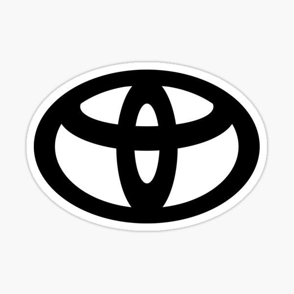 Toyota Sticker
