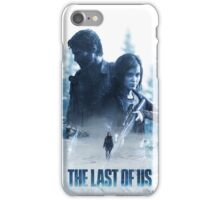 """The Last Of Us """"Cold Winter"""" iPhone Case/Skin"""