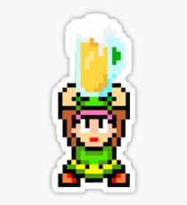 Link Found a New Item! Sticker