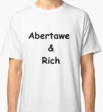 Abertawe & Rich Classic T-Shirt