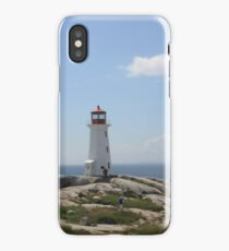 Peggy's Cove Lighthouse iPhone Case