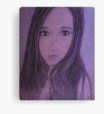 Magnetic Beauty Canvas Print