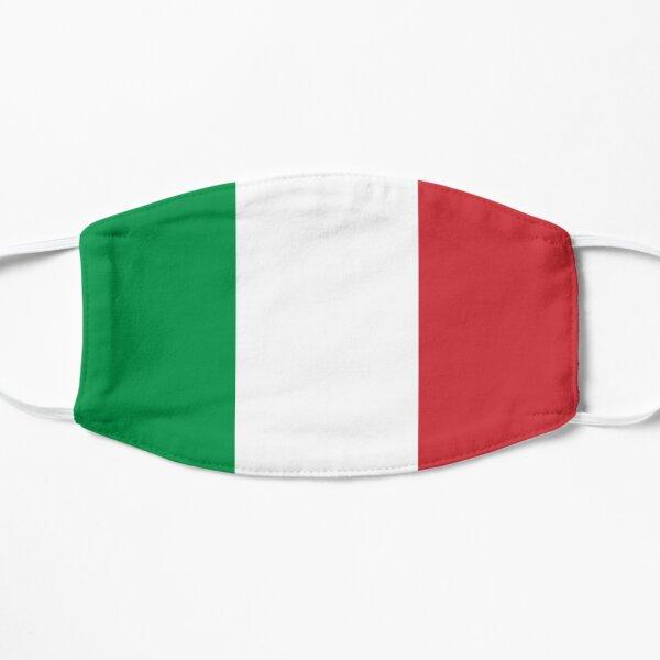 Flag of Italy Flat Mask