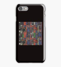 THE WORLDS UGLIEST PLACEMAT DESIGN iPhone Case/Skin