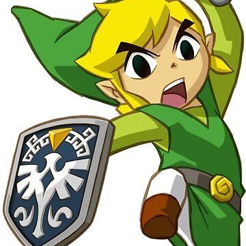 Link Attack by MrFahrenheit