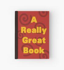 Ein wirklich großartiges Buch Notizbuch
