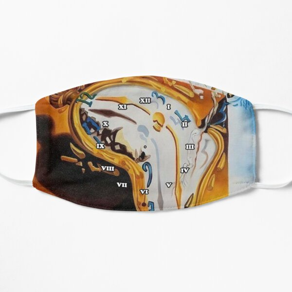 Salvador Dali Paintings Watches Mask
