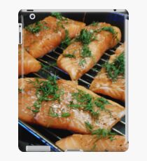 Cuts of Salmon iPad Case/Skin