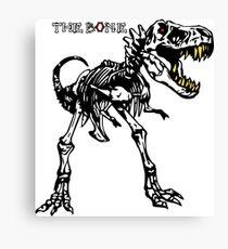 trex bone Canvas Print