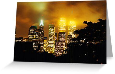 Twin Towers 1999 II by Rossman72