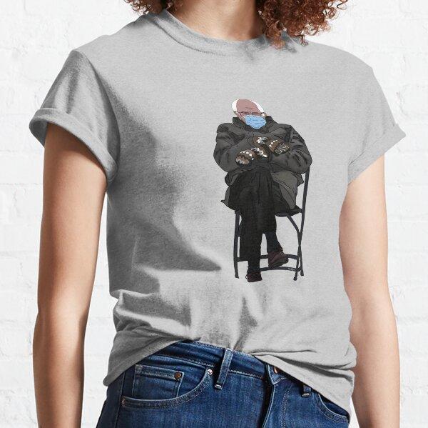 Bernie Sanders Mittens Classic T-Shirt