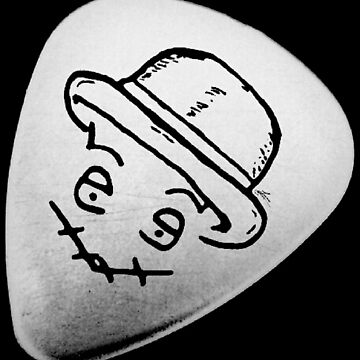 Untitled - (Guitar Pick) by TheLomes