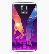 Sun & Moon Case/Skin for Samsung Galaxy