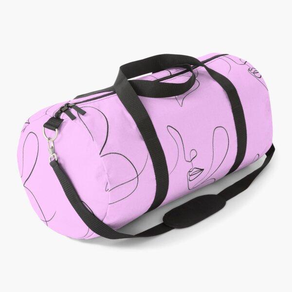 face women  Duffle Bag