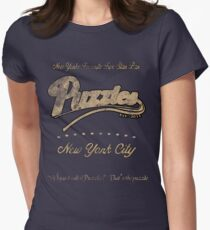 Puzzle's Bar - How I Met Your Mother Women's Fitted T-Shirt