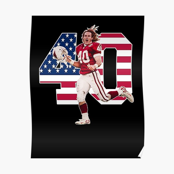 Pat Tillman Arizona C-C-A-R-D-I-N-A-L-S-S Trending Poster