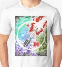Anakin Light Saber Unisex T-Shirt