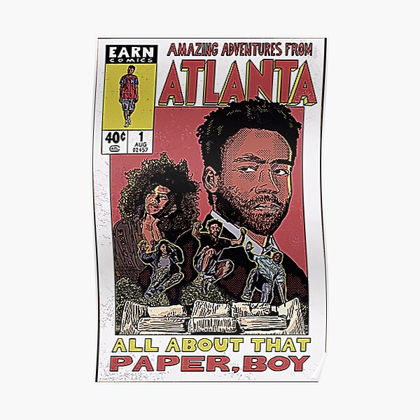 Amazing Adventures From Atlanta Poster