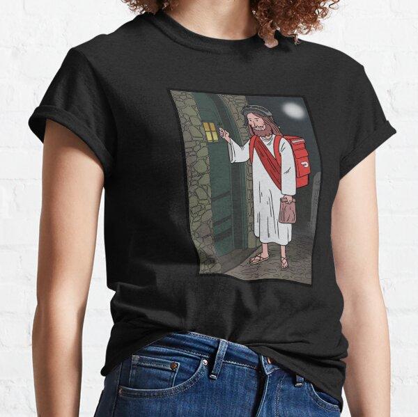 Doordash Jesus  Classic T-Shirt