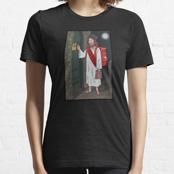 Doordash Jesus  Essential T-Shirt
