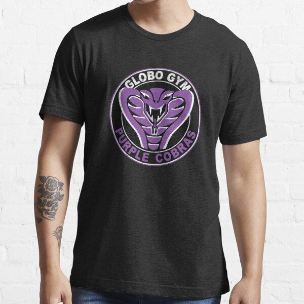 Globo Gym - Vintage Logo von Purple Cobras Essential T-Shirt