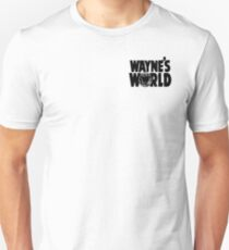 Wayne's World POCKET TEE (Inverted) Unisex T-Shirt