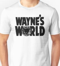 Wayne's World (Inverted) T-Shirt