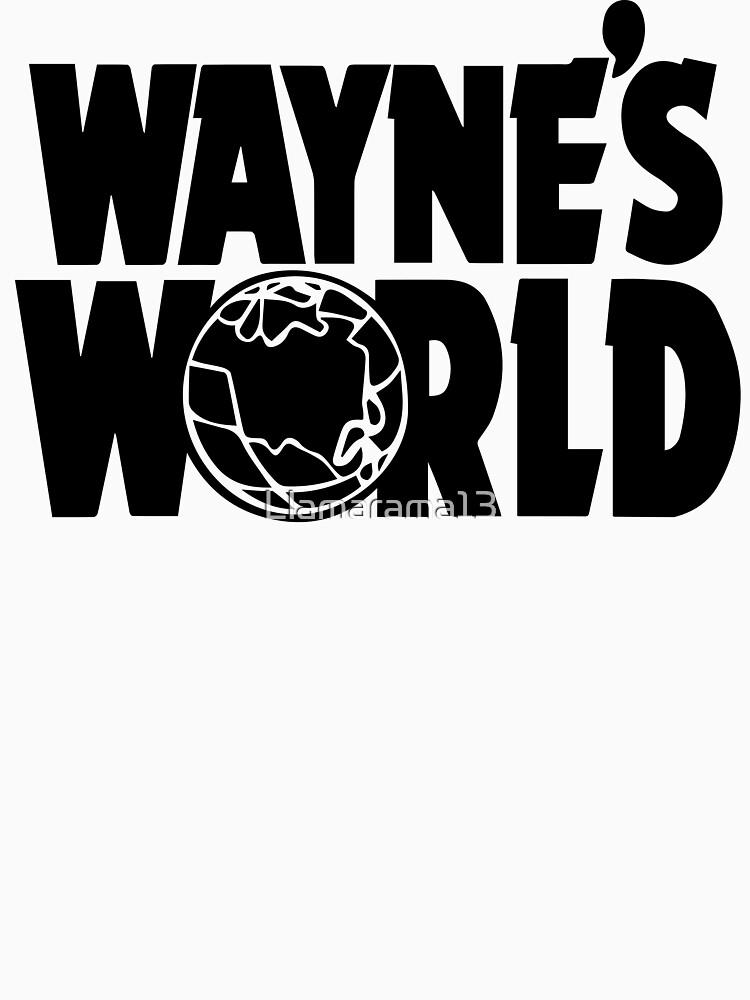Wayne's World (Inverted) by Llamarama13