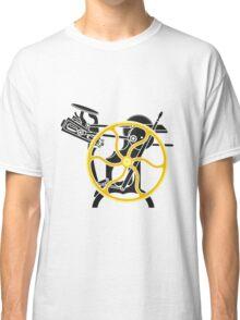 letterpress Classic T-Shirt