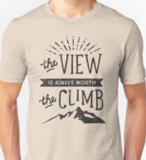 WORTH THE CLIMB T-Shirt