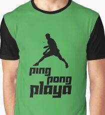 Ping Pong Playa Graphic T-Shirt