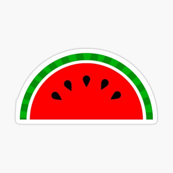 Red Watermelons Sticker