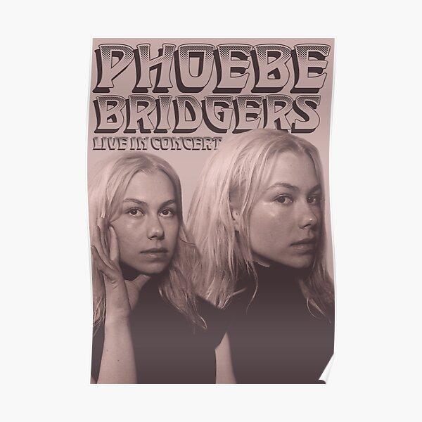 vintage phoebe poster Poster