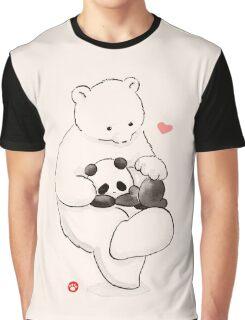 Panda Therapy Graphic T-Shirt