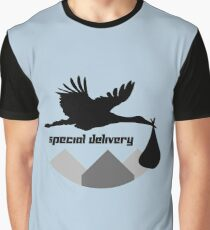 Special Delivery Graphic T-Shirt